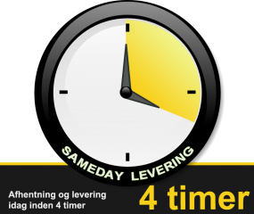SameDay Levering